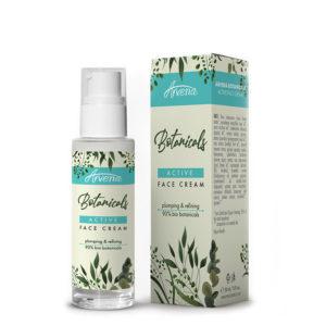 Дневен активен крем Ботаникълс - Arvena Cosmetics