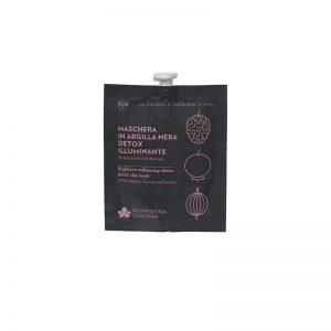 Успокояваща-маска-за-лице-с-лилава-глина-Biofficina-Toscna