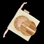 Минерална коприна прахообразен фон дьо тен – (7 цвята) 7