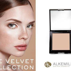 Пудра - Velvet Alekmilla Eco Bio (4 цвята)