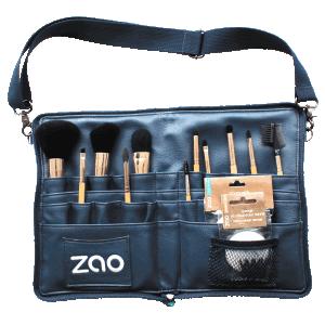 Професионален колан за четки за грим ZAO