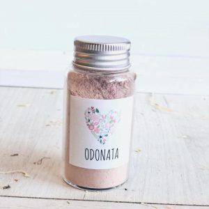 pink coco clay | суха маска с розови листа и кокос