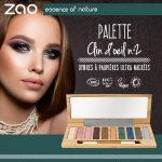 ZAO палитра сенки 10 цвята – CLIN D'ŒIL n°2 2