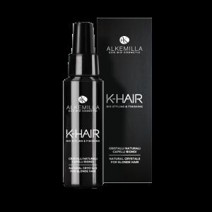 K-HAIR течни кристали за руса коса - Alkemilla Eco Bio