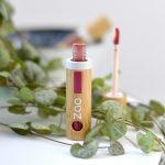 Lip ink матово течно червило ZAO Organic (4 цвята) 9