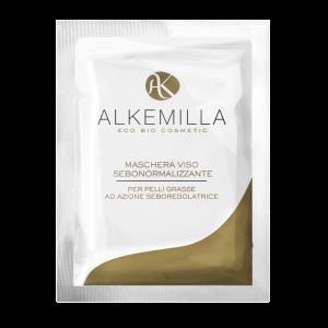 Себо-нормализираща маска за лице - ALKEMILLA 20мл