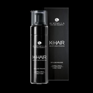 K-hair стилизиращ био мус/пяна за коса - Alkemilla
