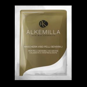 Успокояваща маска за лице - ALKEMILLA 20мл