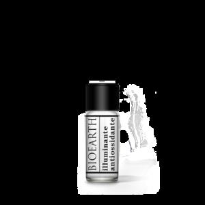 Био серум за лице антиоксидантен и озаряващ кожата - BIOEARTH - 5 мл