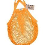 Пазарска-чанта-едра-мрежа-с-къса-дръжка-CASA-ORGANICA-оранжева