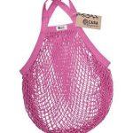 Пазарска-чанта-едра-мрежа-с-къса-дръжка-CASA-ORGANICA-розова