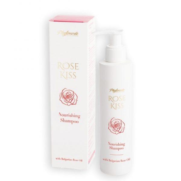Подхранващ безсулфатен шампоан - Rosa Kiss - Phytocode