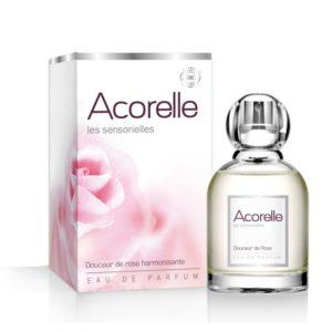Био парфюм Soft Rose с хармонизиращи свойства 50 мл.- Acorelle