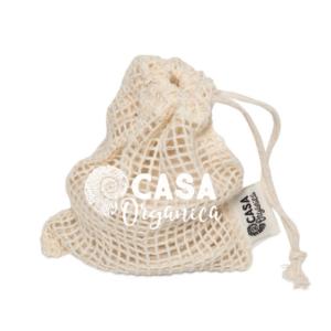 Мрежеста торбичка за пазар - Casa Organica - 14х12