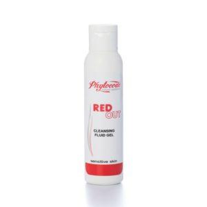 Флуид против зачервяване за чувствителна и реактивна кожа - Phytocode