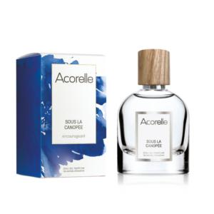 Био парфюм Sous la Canopée с окуражаващи свойства, 50 мл - Acorelle