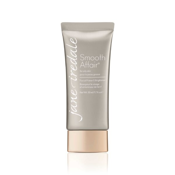 Матираща база за грим за мазна кожа - Smooth Affair®- Jane Iredale