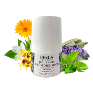 Органичен крем-дезодорант с Жасмин - Biola Organic