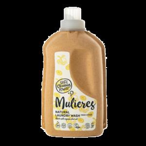 Натурален Гел за пране Fresh Citrus 1,5 L – Mulieres
