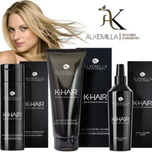 Kозметичен сет за коса – обем – Alkemilla