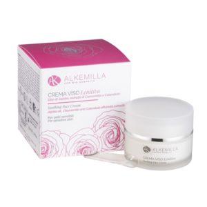 Крем за чувствителна и склонна към зачервяване кожа - Alkemilla