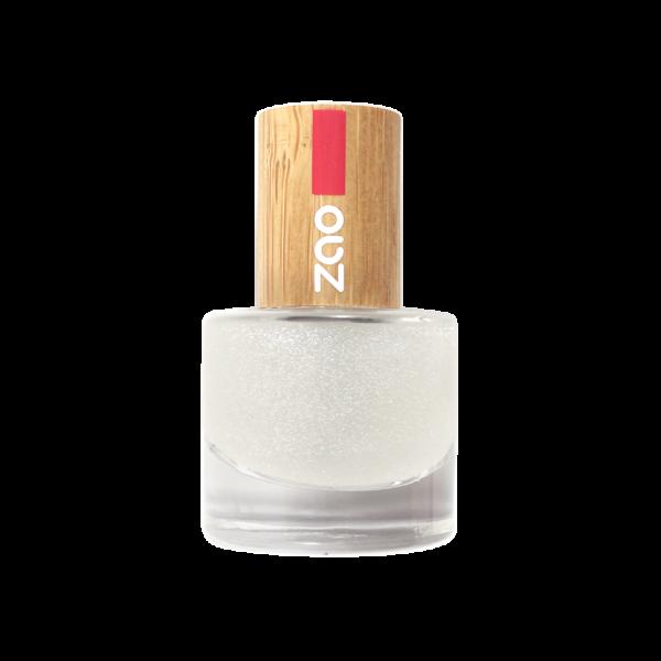 ZAO лак за нокти - 665 - glitter топ лак