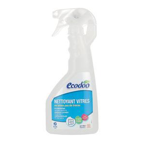 Препарат за почистване на прозорци - спрей Ecodoo 500 мл
