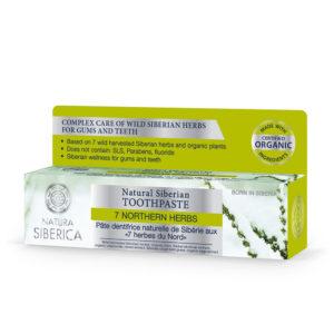 Паста за зъби 7 северни билки - NaturaSiberica
