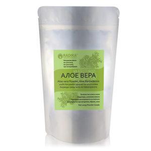 Алое Вера на прах за лице и коса - (Aloe Barbadensis) - 100г