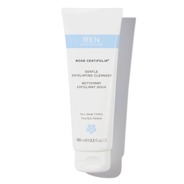 Rosa Centifolia™ - Нежен ексфолиращ клензър - REN