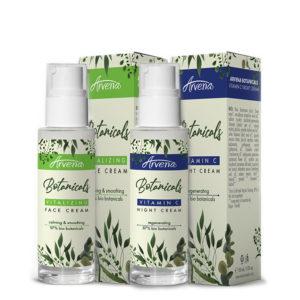 Витализиращ крем за проблемна кожа - Arvena Cosmetics