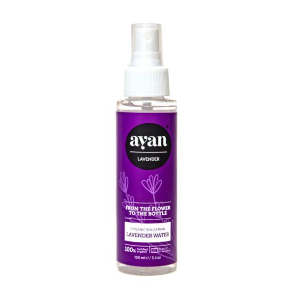 Лавандулова вода Органик - AYAN