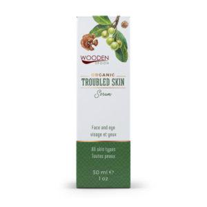 Маслен серум за проблемна кожа с таману и марула - WoodenSpoon