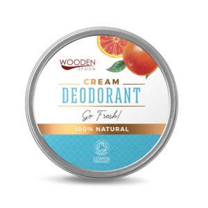 Натурален крем дезодорант Go fresh