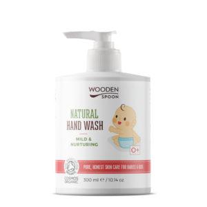 Натурален течен сапун за бебета и деца