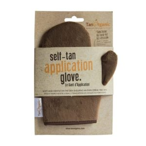 Автобронзантна ръкавица - TanOrganic