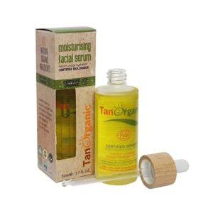 Хидратиращ серум за лице TanOrganic