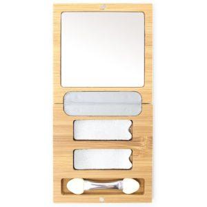 Магнитна дуо бамбукова кутия за сенки - ZAO
