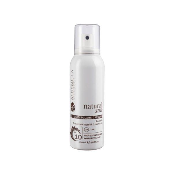 Слънцезащитно олио за коса SPF10