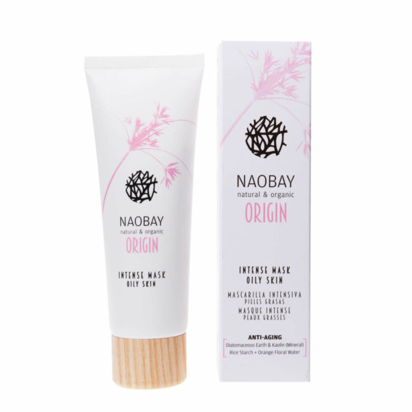 Маска за лице за мазна кожа - ORIGIN - NAOBAY