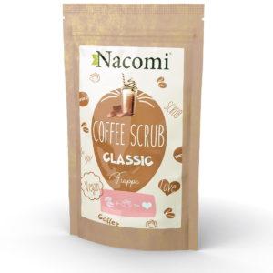 Антицелулитен скраб сухо кафе – Nacomi