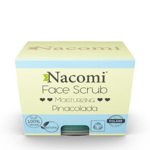 Хидратиращ скраб за устни и лице - Nacomi
