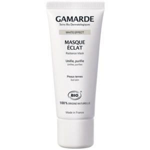 Органична маска за изравняване на тена - Gamarde