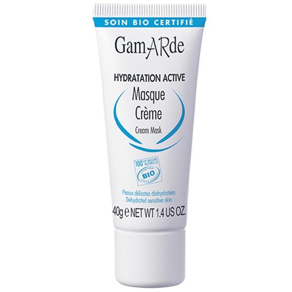 Органична хидратираща маска за лице - Gamarde