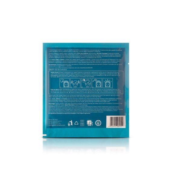 Ревитализираща лист-маска за коса Hyalurvedic - GYADA Cosmetics
