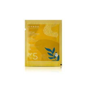 Стягаща маска против стареене №5 - GYADA Cosmetics