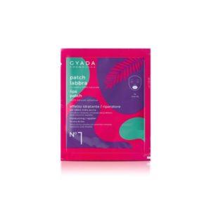 Хидратираща лист-маска за устни №1 - GYADA Cosmetics