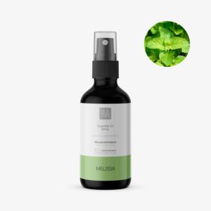 Натурален есенциален спрей с био етерично масло от маточина - BUL INNOVATION