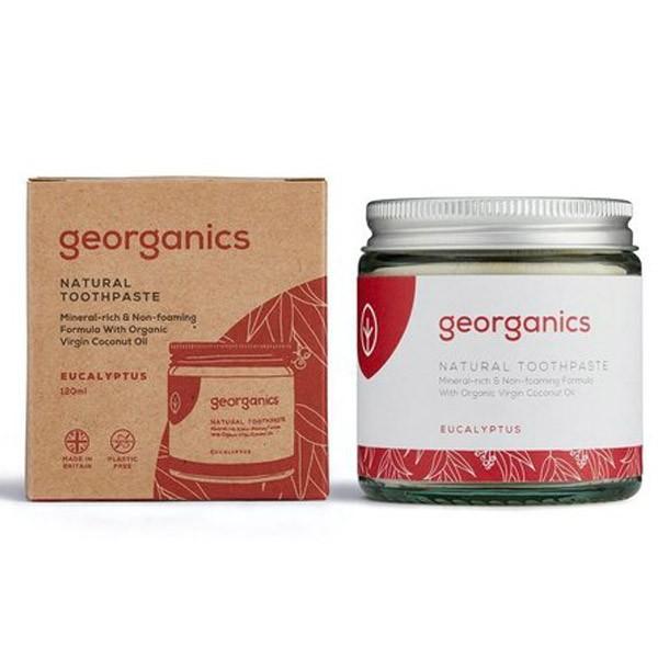 Натурална паста за зъби - евкалипт - Georganics