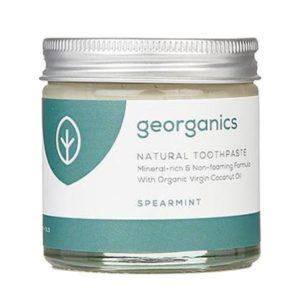Натурална паста за зъби - сладка мента - Georganics